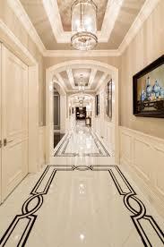 BEAUTY IN BORDERS Marble Floor Designs