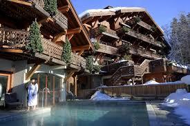 top 10 les stations de ski les plus luxueuses du monde