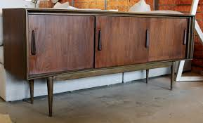 John Widdicomb Dresser Appraisal by Exceptional Mid Century Walnut Sideboard By Deilcraft By
