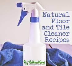 floor cleaner recipe wellness