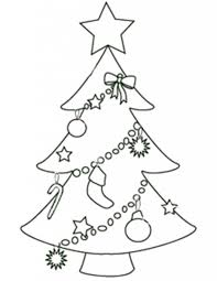 Christmas Tree Coloring Page Print by Christmas Christmas Tree Coloring Page Printable Pages Free To