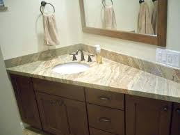 granite top vanity bathroom transolid granite undermount single