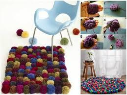 tapis a faire soi meme faire soi meme un tapis pour chambre enfant