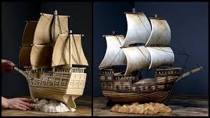 100 Design A Pirate Ship DIY Using Cardboard