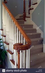 Wood Banister In Home Stock Photo, Royalty Free Image: 2873661 - Alamy Stairs Outstanding Wood Railings For Stairs Amusingwood Staircase Residential House Stainless Steel Banister Stock Photo Amazoncom Summer Infant To Universal Gate Remodelaholic Diy Stair Makeover Using Gel Stain Interior Wooden Railing Lovely Home Wood Bennett Company Inc Interior Sawtron Stairwell 00 Railings Natural Accent Brown Design With Best 25 Stair Ideas On Pinterest Rustic 56 Best Home Images Modern Railing Banister In Home Royalty Free Image 2873661 Alamy Handrail Code And Guards Deciphered