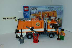 100 Lego Recycling Truck 44648015cce9 Clearance Sale Lego City Stickers For Set 7991