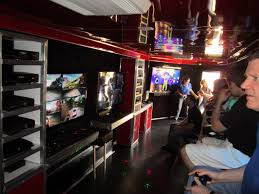 Knoxville Tennessee Video Game Truck Birthday Party