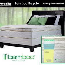 PureBliss Bamboo Royale Memory Foam Mattress Reviews – Viewpoints
