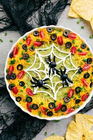 Halloween Appetizers For Adults With Pictures by Top 25 Best Dip Web Ideas On Pinterest Halloween Appetizers For