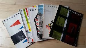 100 Modern Interior Design Magazine S Vintage MidCentury