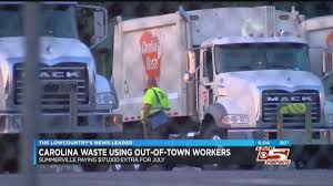 100 Truck Town Summerville VIDEO To Pay Carolina Waste Added 171K In July