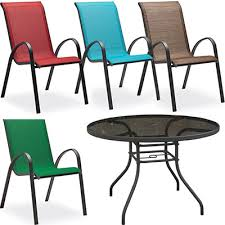 stacking patio chairs table true value