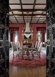 Give Your Victorian Dining Room An Entrance That Matches The Grandeur Of Interior