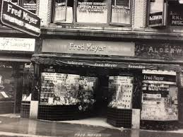 Fred Meyer Christmas Tree Stand by Fred Meyer The Early Years Portland Oregon History