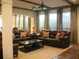 Brown Couch Decorating Ideas by Living Room Interesting Modern Living Room Interior Design Color