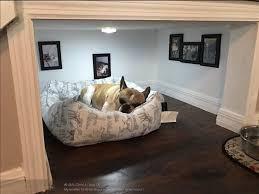 hundehütte harry potter style diese bulldogge hat es gut