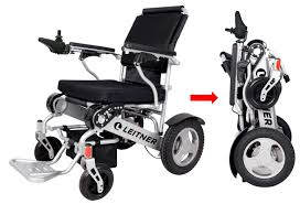 Electric Light-weight Folding Wheelchair | Leitner FRANKIE Drive Medical Flyweight Lweight Transport Wheelchair With Removable Wheels 19 Inch Seat Red Ewm45 Folding Electric Transportwheelchair Xenon 2 By Quickie Sunrise Igo Power Pride Ultra Light Quickie Wikipedia How To Fold And Transport A Manual Wheelchair 24 Inch Foldable Chair Footrest Backrest