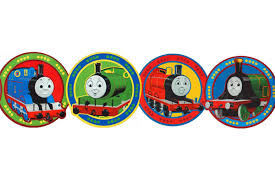 Thomas The Tank Engine Wall Decor by Thomas The Tank Engine Wallpapers Group 53