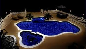 Glow In The Dark Mosaic Pool Tiles by Idea File Three Glow In The Dark Options For Pools Pool U0026 Spa