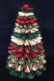 Types Christmas Trees Most Fragrant by Folded Fabric Christmas Tree U2026 Pinteres U2026