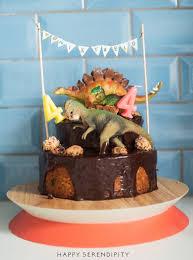 dinoparty zum 4 kindergeburtstag happy serendipity