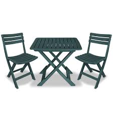 Plastic Bistro Set Green Colour Folding Table Chairs Outdoor ... 2019 Bistro Ding Chair Pe Plastic Woven Rattan 3 Piece Wicker Patio Set In Outdoor Garden Grey Fix Chairs Conservatory Clearance Small Indoor Simple White Cafe Charming Round Green Garden Table Luxury Resin China Giantex 3pcs Fniture Storage W Cushion New Outdo D 3piece For Balcony And Pub Alinum Frame Dark Brown Restaurant Astonishing Modern Design Long Dwtzusnl Sl Stupendous Metalatio Fabulous Home Tms For 4