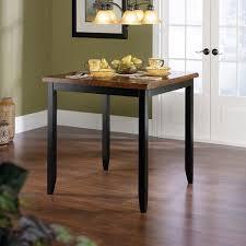 Walmart Sauder Sofa Table by Sauder Edge Water Counter Height Dinette Table Estate Black