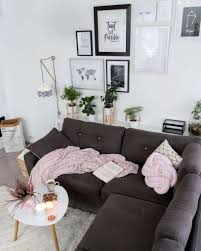wohnzimmer deko rosa grau weiss caseconrad