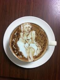 One Piece Latte Art