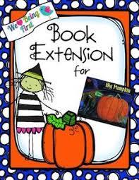 Lumpkin The Pumpkin Book by Halloween Sequencing Activity For