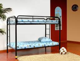 platform bed with mattress included for perfect bunk beds bunk bed