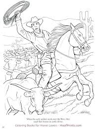 Mona Lisa Coloring Page Old West Pages Horses Of The Book Wild