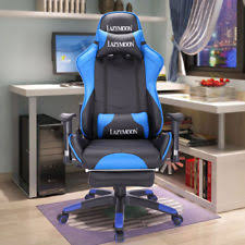Video Gaming Chair With Footrest by Gaming Chair Ebay