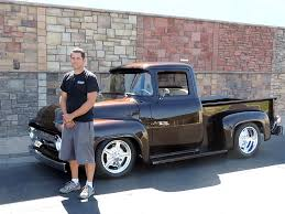 Second Time Is A Charm For Dave And His '56 Ford | EBay Motors Blog 1956 Ford F100 Hot Rod Network Pickup Original V8 Runs And Drives Great Second Generation Low Gvwr Wraparound 1954 1953 1952 1957 Chevy Trucks For Sale Chevy Cameo Custom Sold Hotrods By Titan Youtube Truck Clem 101 Ringbrothers Farm Superstar Kindigit Designs 54 Street Trucks 12clt01o1956fordf100front Ebay Video Sept 2012 Home Mid Fifty Parts Dinnerhill Speedshop Color Codes