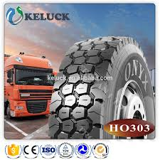 100 All Truck Parts Onyx Brand Low Profile Steel Radial Tyre Tbr Ho303