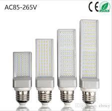 2016 new bright aluminum 3w 6w 7w 12w flat light e27 g24