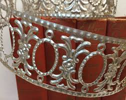 Decorative Sheet Metal Banding by Vintage Style Decorative Metal Trim Crown 3 Ft Metal
