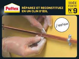 pattex pate a reparer pate à réparer utilisation