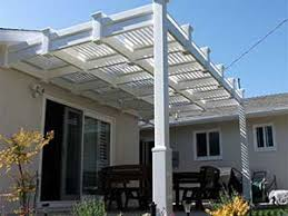 Louvered Patio Covers San Diego by Vinyl Concepts Vinyl Fence Contractor
