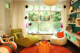 60S Interior Design 60s Trends Home Plans