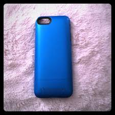 67% off Mophie Other iPhone 5 5s Blue Mophie charging phone case