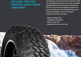 100 Aggressive Truck Tires Kanati Mud Hog LT30570R16 10 Ply MT Light Radial Tire Tire