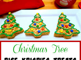 Rice Krispie Christmas Trees White Chocolate by The Frugal Sisters