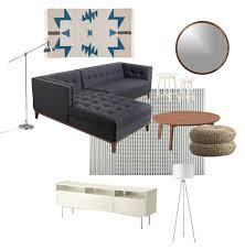 Gus Modern Atwood Sectional Sofa by U0026chloe Hello From Phoenix