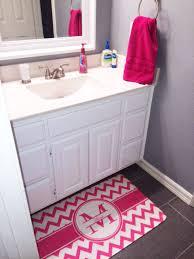 Gray Chevron Bathroom Decor by Brilliant Decoration Chevron Bathroom Decor Bathroom Decor
