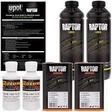 100 White Truck Bed Liner Amazoncom UPol Raptor GM Urethane SprayOn