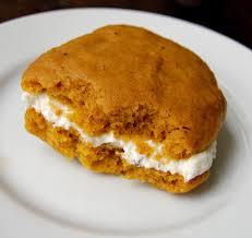 Pumpkin Whoopie Pie Recipe Spice Cake by Amanda Mcclements U0026 Metrocurean September 2010