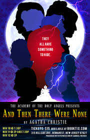 And Then There Were None' Coming To AHA Stage - Academy Of The ... Barnes Noble Omg I Was In A Bn When We Were Arizona Last Why Is Getting Into Beauty Racked 10 Cozy Mysteries For Armchair Detectives The 25 Best And There None Ideas On Pinterest Then And This Moms Gonna Snap Best There Esl Mba Essay Ghostwriters Sites Us Writing Problem Solution British Book Addict Were None Agatha Christie Ten Little Indians By Snittycakez Deviantart Storytime For Kids In Brentwood Tn Philip Lombard Pinteres