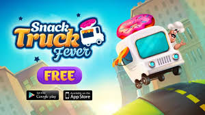 Snack Truck Fever - Gameplay Trailer (Android/iOS) - YouTube