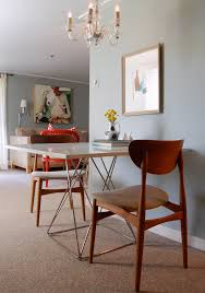 Entrance Wall Table Dining Room Shabby Chic Style With White Mid Century Modern Metal Kitchen